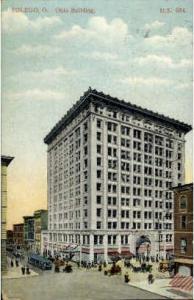 Ohio Building Toledo OH 1909
