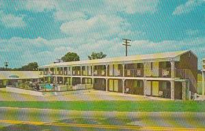 Virginia Williamsburg The Continental Motel And Restaurant With Pool
