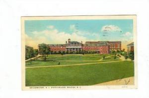 1911 Dormitory, N. C. State College, Raleigh, North Carolina, PU-1932