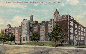 ST. LOUIS  , Missouri , 1900-10s ; Soldan High School