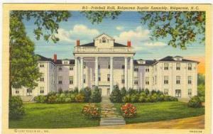 Pritchell Hall, Ridgecrest Baptist Assembly, Ridgecrest, North Carolina, PU-1941