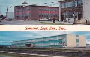 Gamache Grammer School , SEPT-ILES , Quebec, Canada, 50-60s