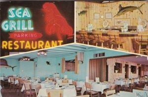 Florida Fort Lauderdale Sea Grill Restaurant N E 4th Avenue 1970 sk2379
