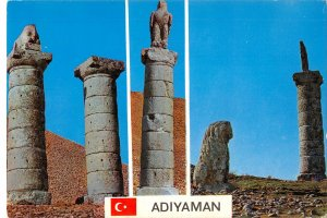 B108680 Turkey Adiyaman Towers Statue