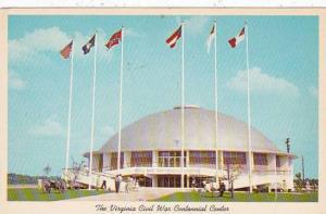 Virginia Richmonds The Civil War Centennial Center