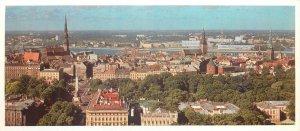 Postcard Latvia Riga Latvia hotel