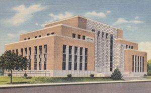 TUCUMCARI, New Mexico, 1930-1940's; Quay County Court House