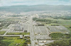 Aerial View, Chicoutimi, Metropolis of Saguenay, Quebec, Canada, PU-1984