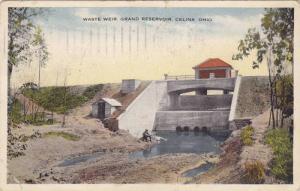 Waste Weir,  Grand Reservoir,  Celina,  Ohio,  PU_1916