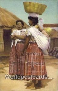 Guatemala, Central America Indigenas de Chinautla, Native Women  Indigenas de...
