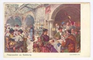 Peterskeller zu Saltzburg, Austria, 00-10s