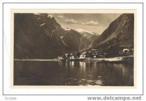 RP Waterfront, Gudvangen, Norway, 1910-20s