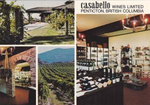 Casabello Wines Ltd , PENTICTON , B.C. , 50-70s 2/3