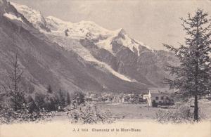 Chamonix el le Mont-Blanc , 00-10s
