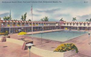 Florida Hollywood Beach The Hollywood Beach Hotel Pool and Cabana Club