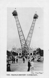 The Franco-British Exhibition The Flip-Flap Davidson's Quality