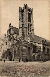 CPA Paris 3e Paris-Saint-Nicolas des Champs (313990)