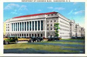 Washington D C Department Of Commerce Building