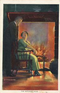 Romance Witching Hour - Pub Taylor Platt - Fireside Series - pm 1912 - DB