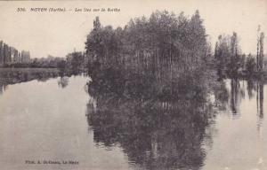 Les Iles Sur La Sarthe, Noyen (Sarthe), France, 1900-1910s