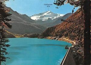 Italy Zufritt Stausee, Lago Giovaretto Val Martello Venosta Lake Mountain