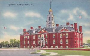 Delaware Dover Legislature Building