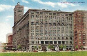 USA The Auditorium Hotel Chicago 03.78