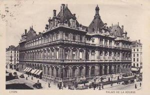 Palais De La Bourse, Lyon (Rhone), France, 1900-1910s