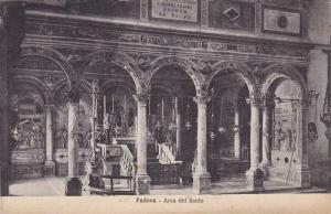Arca Del Santo, Padova (Veneto), Italy, 1900-1910s