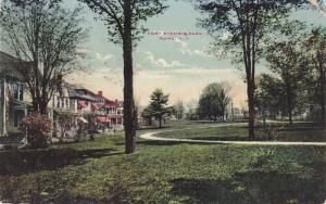 Fort Stanwix Park, Rome, New York, 1900-1910s
