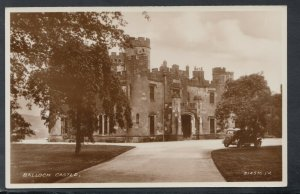 Scotland Postcard - Balloch Castle, West Dunbartonshire   T9531