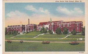 Illinois Alton Senior High School Curteich