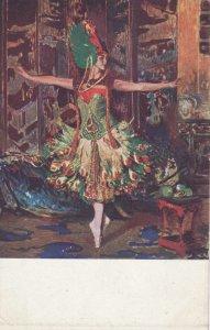 JAC BLANCHE , Die Tanzerin , Tamara Karsawina. , 00-10s