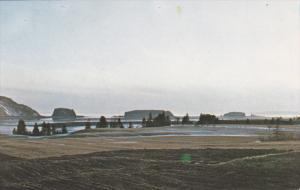 Overlooking Five Islands, Near Parrsboro, Nova Scotia, Canada, 1940-1960s