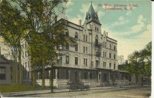 Johnstown, N.Y., Sir WM. Johnson Hotel