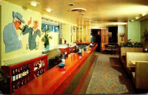 Pennsylvania Harrisburg The Harrisburger Hotel Caucus Room 1961