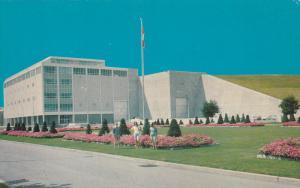 Robert H Saunders Generating Station & Power Dam , CORNWALL , Ontario , Canad...