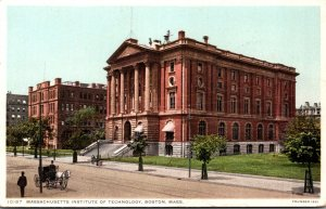 Massachusetts Boston Massachusetts Institute Of Tecnology Detroit Publishing