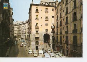 Postal 036907 : Madrid. Arco de Cuchilleros