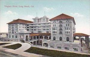California Long Beach Virginia Hotel