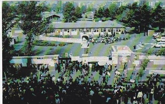 Iran Theran Militants Take Over American Embassy