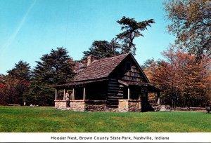 Indiana Nashville Hoosier Nest Brown County State Park
