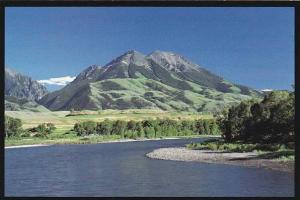 Montana Emigrant Peak Absaroka Range