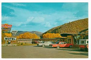 4074  CO  Durango  Richard´s Motel and Restaurant Navajo Trail