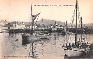 Cherbourg France L'Avant Port de Commerce Cherbourg L'Avant Port de Commerce