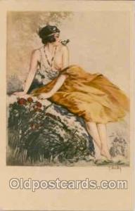 Artist Signed Hardy Postcard Post Card Series 1785 Artist Signed Hardy Postca...