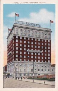 Kentucky Lexington Hotel Lafayette