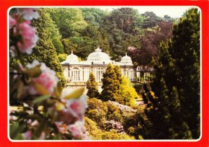 Postcard, The Gardens, Alton Towers Leisure Park, North Staffordshire 4Z
