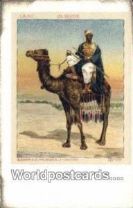 Caire Eqypt Un Beduin  Un Beduin