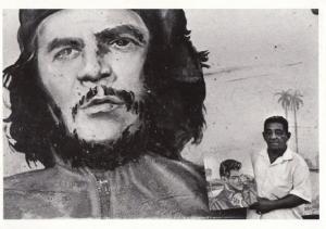 Gangster Portrait in La Havane Havana Cuba Luc Chessex Award Photo Postcard